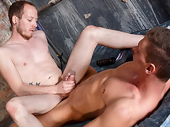 Sexy Slippery Cock Frotting - Billy Rock & Sean Taylor
