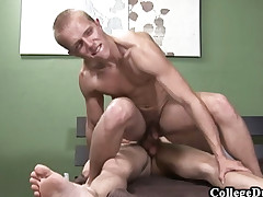 College Dudes - Jayden Ancient Fucks Rob Ryder